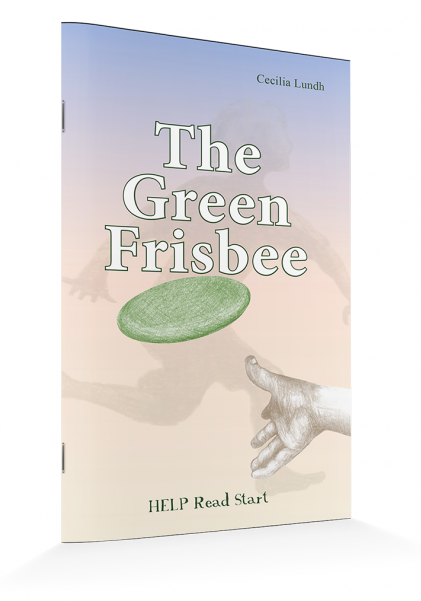HELP Read Start: The Green Frisbee